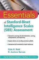 NEW Essentials of Stanford-Binet Intelligence Scales (SB5) Assessment