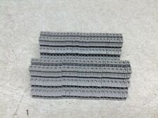Phoenix Contact DIKD 1,5 Grey Gray Din Rail Wire Terminal DIKD1,5 1.5 Lot of 50