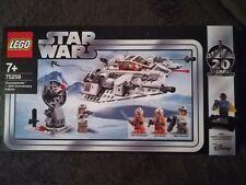 Lego Star Wars Snowspeeder – 20 Jahre Anniversery LEGO Star Wars 75259 Neu u.OVP
