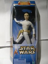 STAR WARS ATTACK OF THE CLONES  12 INCH PADME AMIDALA  NEW IN BOX