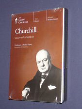 Teaching Co Great Courses  CDs      CHURCHILL        newest release   --  sealed