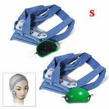 2 Dental Orthodontic Headgear High Pull Gear With Rigid Chin Cap Strap Small Size