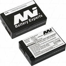 Camera Batteries for Canon EOS