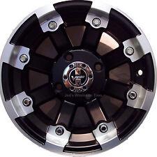 """4) 12"""" Rims Wheels for 2005-2013 Kawasaki Brute Force 750 IRS 393 MBML Aluminum"""