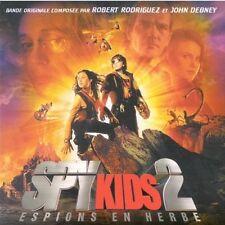 SPY KIDS (BOF) - DEBNEY JOHN (CD)