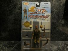 the ultimate soldier ww2 major von schnitzel figure/by 21 st century toys