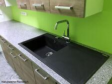 Natursteinarbeitsplatte Küchenarbeitsplatte Steinplatte Granitplatte Küche grau