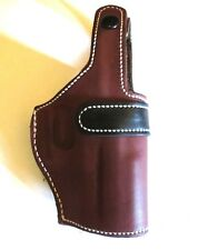 SIG SAUER P320 IWB LEATHER HOLSTER LINED HANKS GUN LEATHER