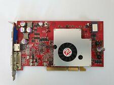 SAPPHIRE ATI Radeon X800 AGP 256mb GDDR3 Graphics Card