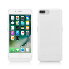 10000mah External Battery Charger Case Cover Power Pack for iPhone 6 6s 7 Plus White for Iphone6/6s
