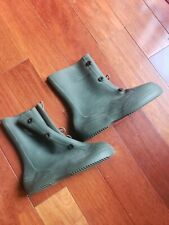 Rubber Boot Mens Size 7 Boot Cover KCA Shoe Cover Water Proof Hunting Fishing