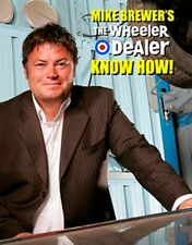 Mike Brewer's The Wheeler Dealer Know How! book paper