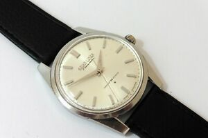 RARE 1964 GENTS STEEL SEIKO LINER CHRONOMETER REF.46999 IN EXCELLENT CONDITION