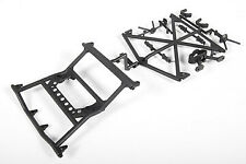 AX31117 AXIAL Y-380 CAGE TOP REAR AND TIRE CARRIER