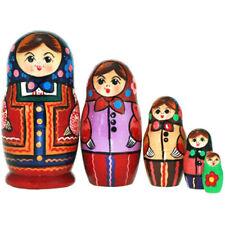 Poupee Russe Vyatka - Matriochka en Costume russe traditionnel - Poupée Russe