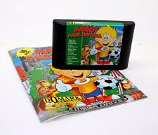 MARKO'S magic footbal  SEGA mega drive  MD
