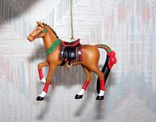 Trail Of The Painted Ponies English Holiday Christmas Ornament