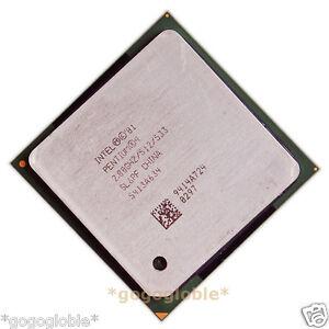 Working Intel Pentium 4 2.8 GHz 512 533 socket 478 CPU Processor SL6PF SL6S4
