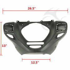 Matte Black Front Lower Cowl Fairing For Honda Goldwing GL1800 12-14 F6B 13-15
