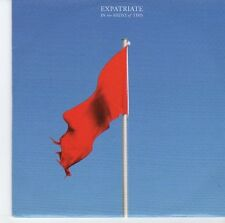 (EQ895) Expatriate, In The Midst Of This - 2009 DJ CD
