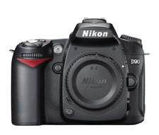 NIKON D90 SLR - BODY ONLY - 12.3-MP DX-format CMOS