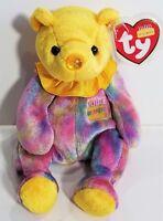 "TY Beanie Babies ""NOVEMBER"" the HAPPY BIRTHDAY Teddy Bear - MWMTs! GREAT GIFT!"