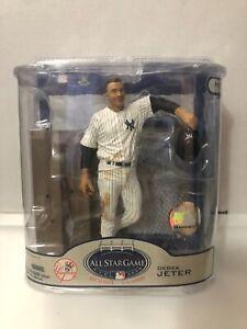 Derek Jeter NY Yankees 2008 All Star Exclusive McFarlane /6000 Brand New Mint