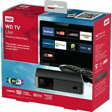 WD TV Live Western Digital Media Player - Wie Neu