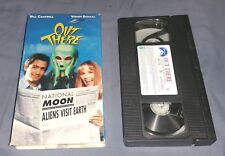 OUT THERE - incredibly rare cult VHS comedy - Billy Campbell Wendy Schaal