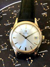 Vintage 1967 Omega Automatic men's watch, quick set date, Ref KM6312