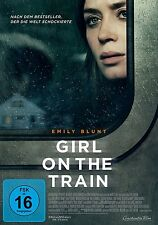 DVD * GIRL ON THE TRAIN | EMILY BLUNT  # NEU OVP +