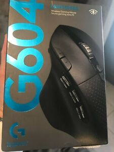 Logitech G604 Lightspeed Wireless Gaming Mouse , Brand New , Factory Sealed