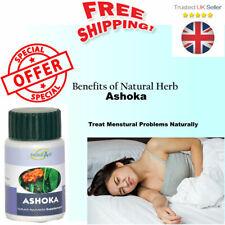 Saraca Asoka Ashoka 500mg Extract 60 Capsules Women's Health
