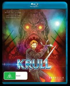 Krull (Blu-Ray) NEW/SEALED [Region B]