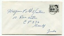 Canada QC Quebec - Eastman 1972 CDS Cancel Cover to Montreal -