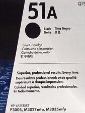 HP Black Toner Cartridge 51A  P3005, M3027mfp, M3035mfp