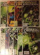 Green lantern rebirth 1,1,1,1,2,2,3,4,5,6 full set
