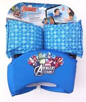 Marvel Avengers Boy's Secure, Adjustable Fit 2 in 1 Flotation Device Ages 2-6
