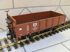 LGB 40030-02 offener Güterwagen der DR (HSB) in Epoche VI NEU & OVP
