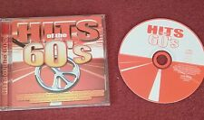 """VARIOUS """"HITS OF THE 60s"""" CD Time Music - The Supremes,Merseybeats,Heinz +++ VGC"""