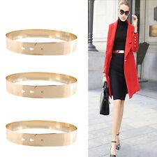 Metal Waist Belt Girdle Belts 3CM Width 82CM Length Women Fashion European Style