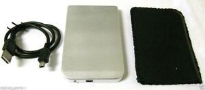 "USB 2.0 External 2.5"" IDE Hard Drive Notebook Box Laptop HDD Enclosure Case BU"
