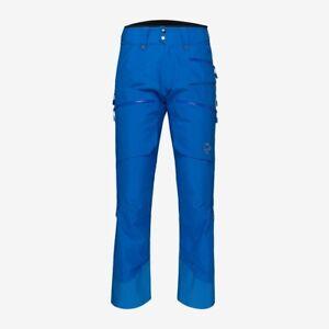 NORRONA LOFOTEN Gore-Tex Insulated PANTS - Pantaloni Freeride Uomo 1051-20 6640