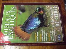 ?µ Revue des Oiseaux Exotiques n°263 Ara bleu et jaune Perruche Pyreneste