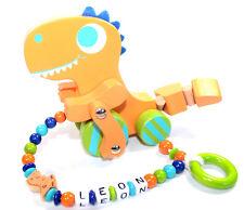 Ziehtier Dino mit Namen Nachziehtier Ziehtier Dinosaurier personalisiert