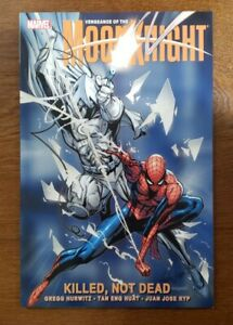 Vengeance of the Moon Knight Vol. 2 Killed, Not Dead TPB GN OOP NEW 2010 Marvel