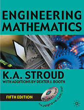 Engineering Mathematics by K. A. Stroud - Paperback 5th Edition
