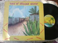 This is Reggae Music Island Records ILPS-9251 1974 Original Maytals Waliers