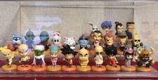 Dragon Ball Anime Heroes Mini Big Head 24 Figure Set Bulma Lunch Yamcha etc.