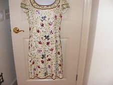 Vintage Beaded Designer Malcolm Starr Dress